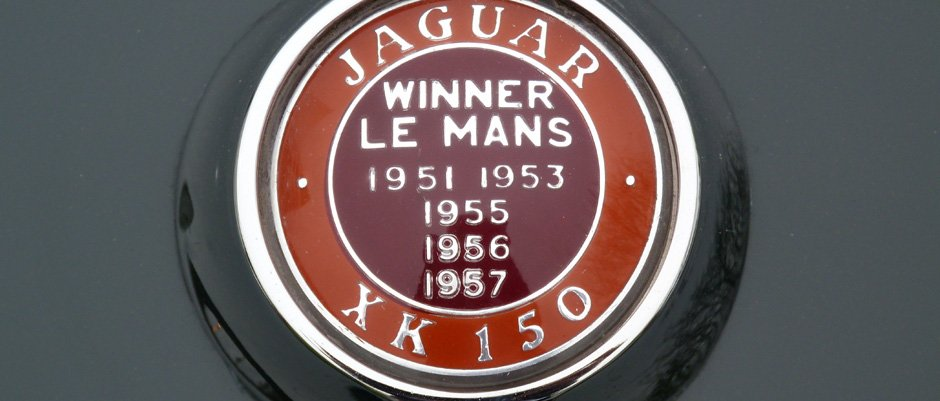 Jaguar winner le mans